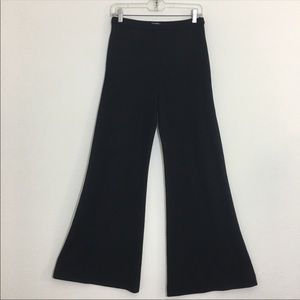 Vintage CHANEL Samples highrise wide leg trousers